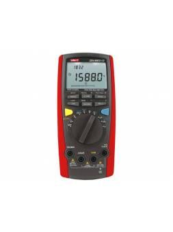 Мультиметр цифровой UNI-T ZEN-MM31-12 (Портативное устройство для точных и быстрых измерений сопротивления, постоянного тока, переменного)