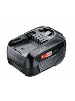 Аккумулятор BOSCH PBA 18V 18.0 В, 4.0 А/ч, Li-Ion (для инструмента DIY)