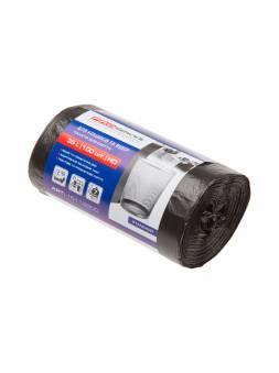 Пакеты для мусора Standard, 35 л, 100 шт., черные, PROservice (для проф. использования в промышл. объетах и объектах с высокими требованиями к качеств