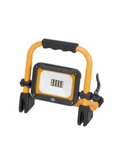 Прожектор светодиодный мобильный аккумуляторный 10 Вт 6500К IP54, JARO Brennenstuhl (1000Лм, холодный белый свет)