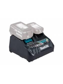Зарядное устройство MAKITA DC 18 RE (10.8 - 18.0 В, 5.0 А, быстрая зарядка, 2 гнезда)