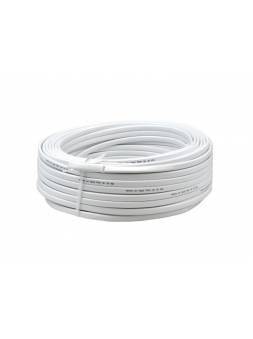 Кабель ВВГ-П 3х1.5 белый  (бухта 100м) (ЭС)