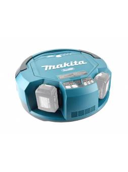 Аккум. робот-пылесос MAKITA DRC 200 Z в кор. (18+18 В, БЕЗ АККУМУЛЯТОРА, 2.50 л, класс: L, самоочистка: нет)