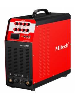 Аргонодуговой инвертор (TIG + MMA) Mitech AC/DC 315P - (380В)