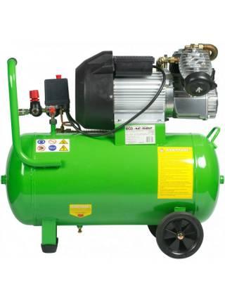 Компрессор ECO AE-502-1 (440 л/мин. 50 л, 220 В, 2.20 кВт) + ПОДАРОК