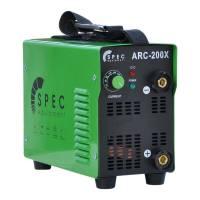 Инвертор сварочный SPEC ARC-200X