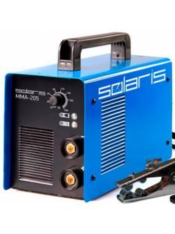 Инвертор сварочный Solaris MMA-205