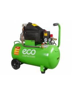 Компрессор ECO AE-501-1 (260 л/мин,50 л, 220 В, 1.80 кВт) + ПОДАРОК