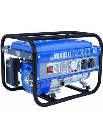 Генератор бензиновый Mikkeli-GX3000
